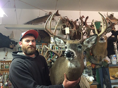 Taxidermist Washington County MN